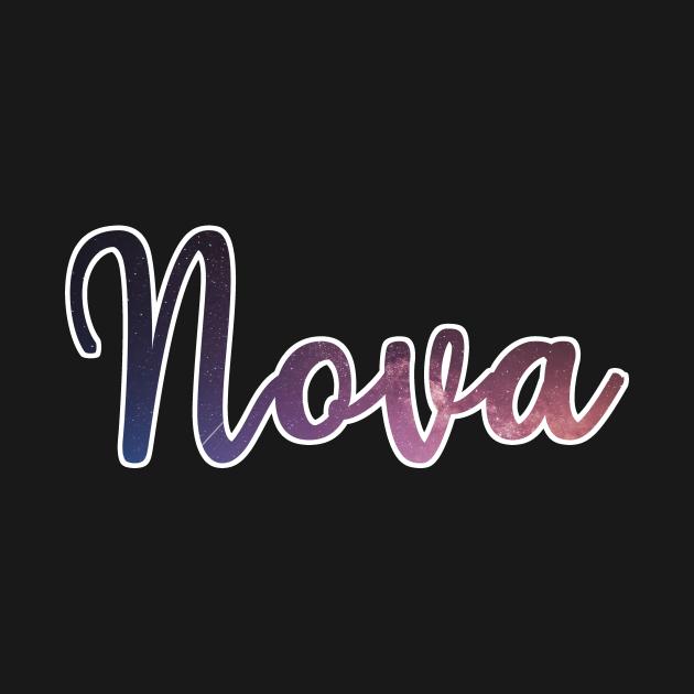 TeePublic: Nova