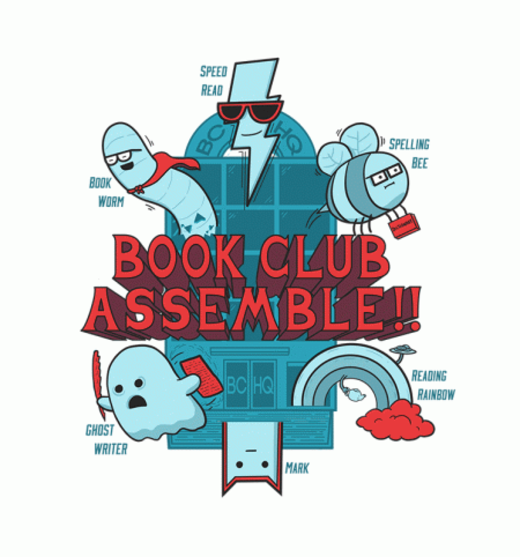 BustedTees: By the Power of Literature
