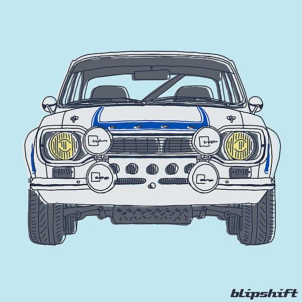 blipshift: Blue Oval Racer
