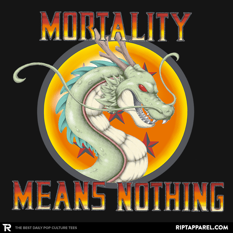 Ript: Mortality Means Nothing