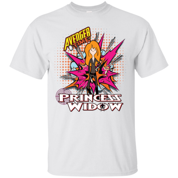 Pop-Up Tee: Avenger Time Princess Widow