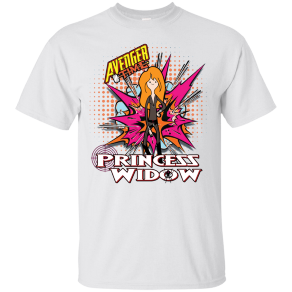 Pop-Up Tee: Avenger Time Princess Widow
