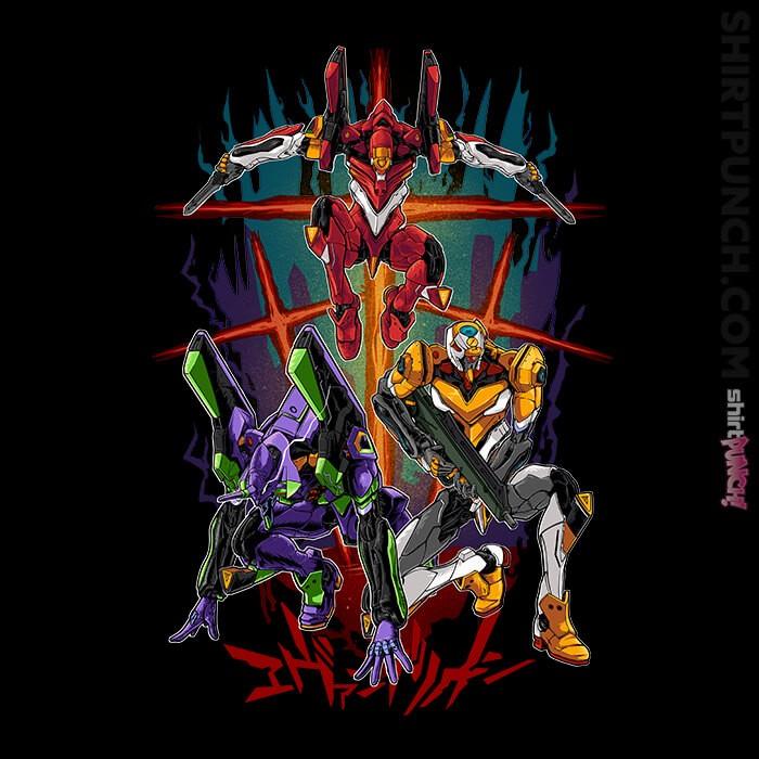 ShirtPunch: Eva Squad
