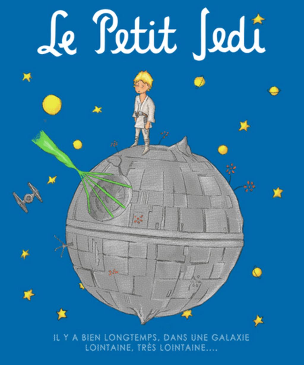 Qwertee: Le Petit Jedi