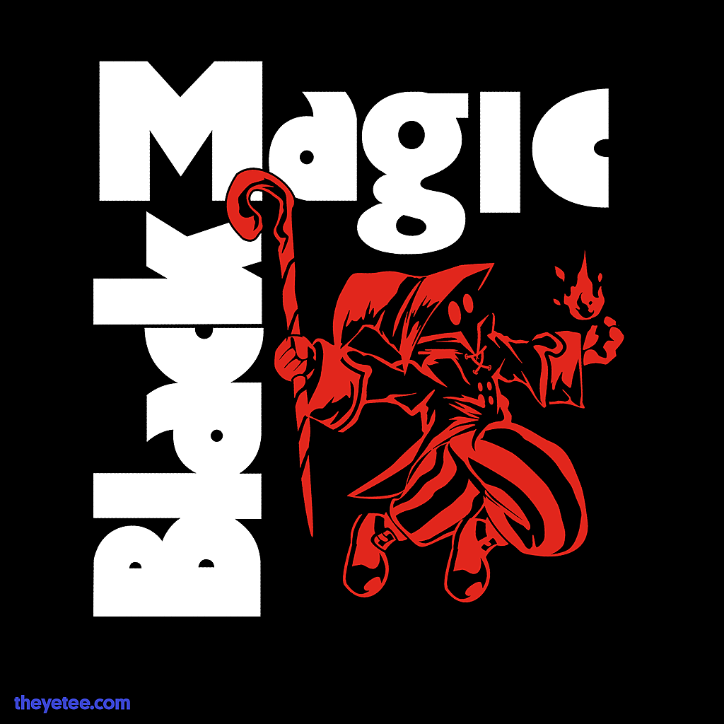 The Yetee: Black Sorcerer
