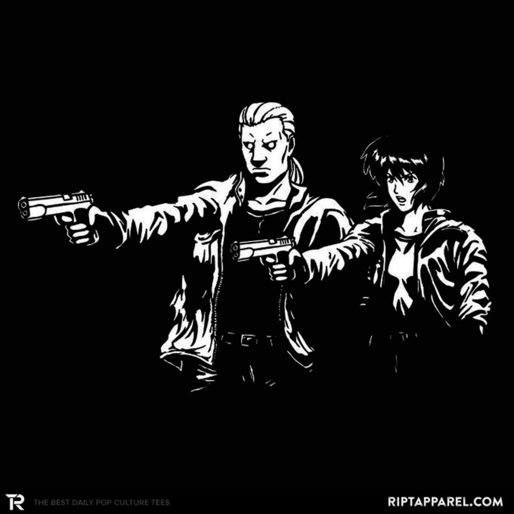 Ript: Cyborg Fiction