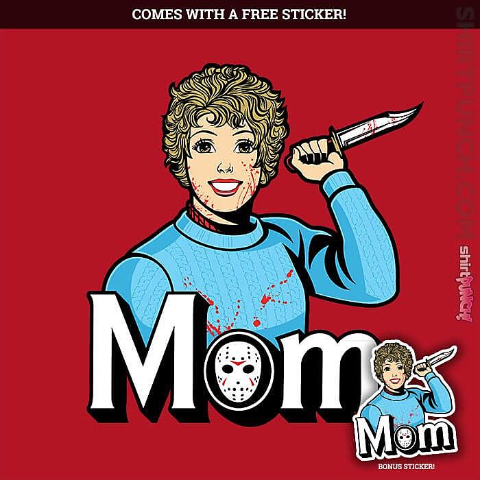 ShirtPunch: Mom