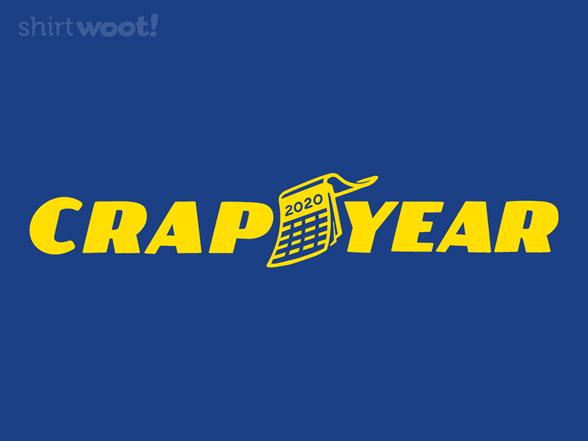 Woot!: Crap Year