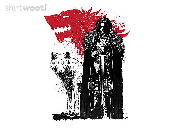 Woot!: The King and the White Wolf