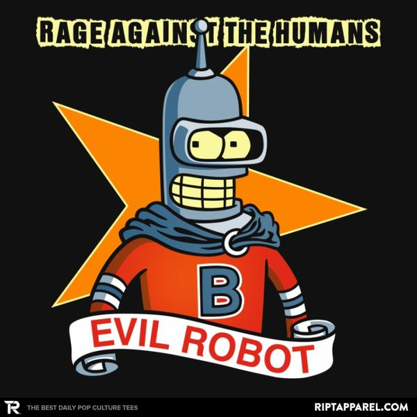Ript: Evil Robot