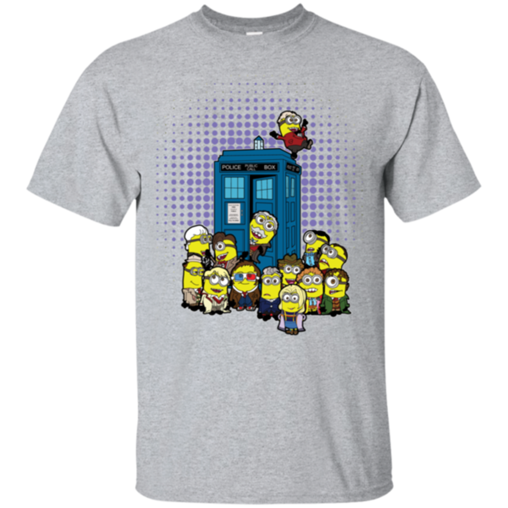 Pop-Up Tee: Doctor Minion