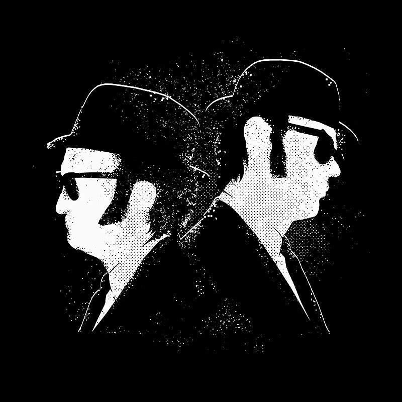 ShirtPunch: Blues Bros