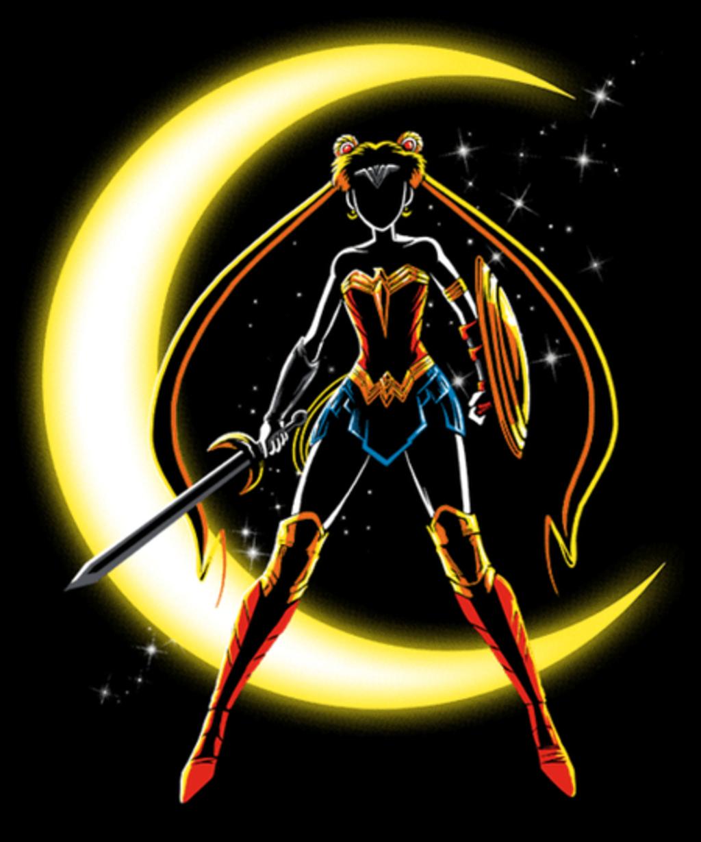 Qwertee: Wonder Moon