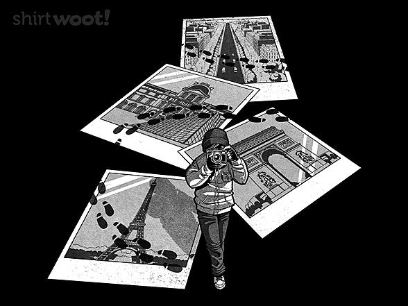 Woot!: I Love Paris