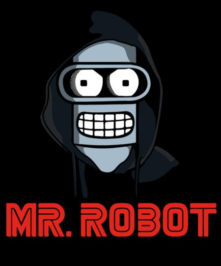 Qwertee: Mr.Bender