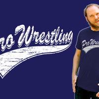Top Rope Tuesday: Pro Wrestling Banner