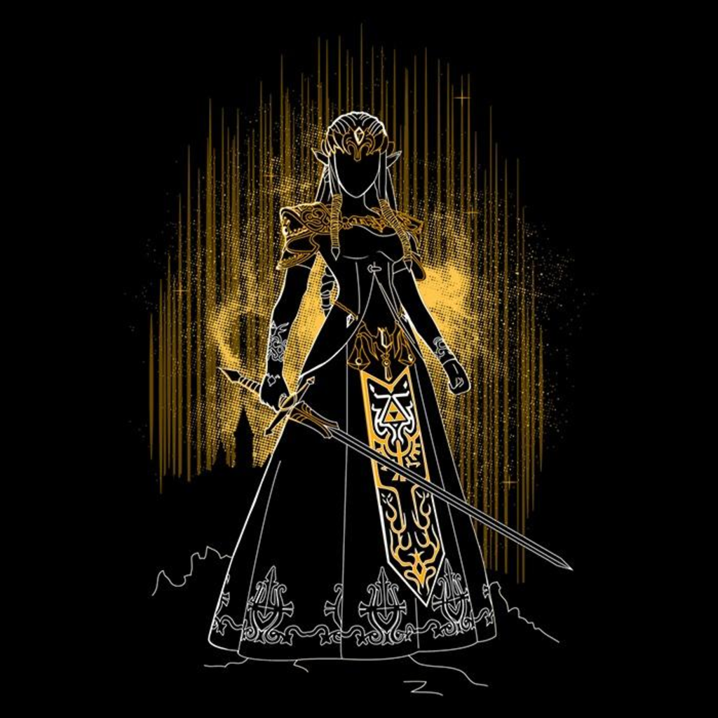 Once Upon a Tee: Shadow of the Wisdom
