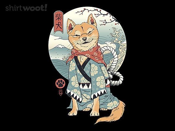 Woot!: Shiba Inu