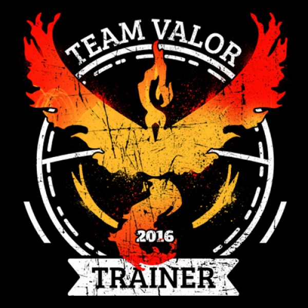 TeeVolt: Team Valor