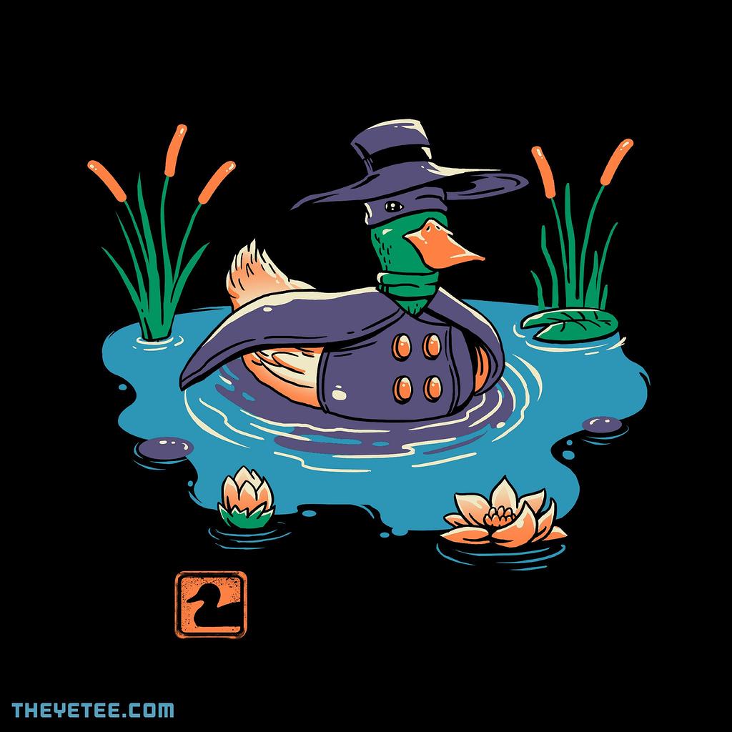The Yetee: Dark Duck Costume