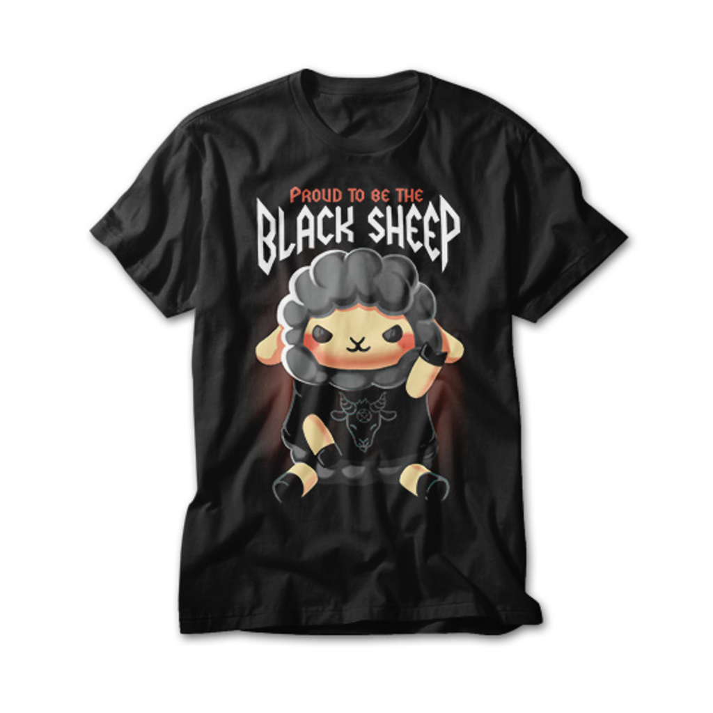 OtherTees: Black sheep