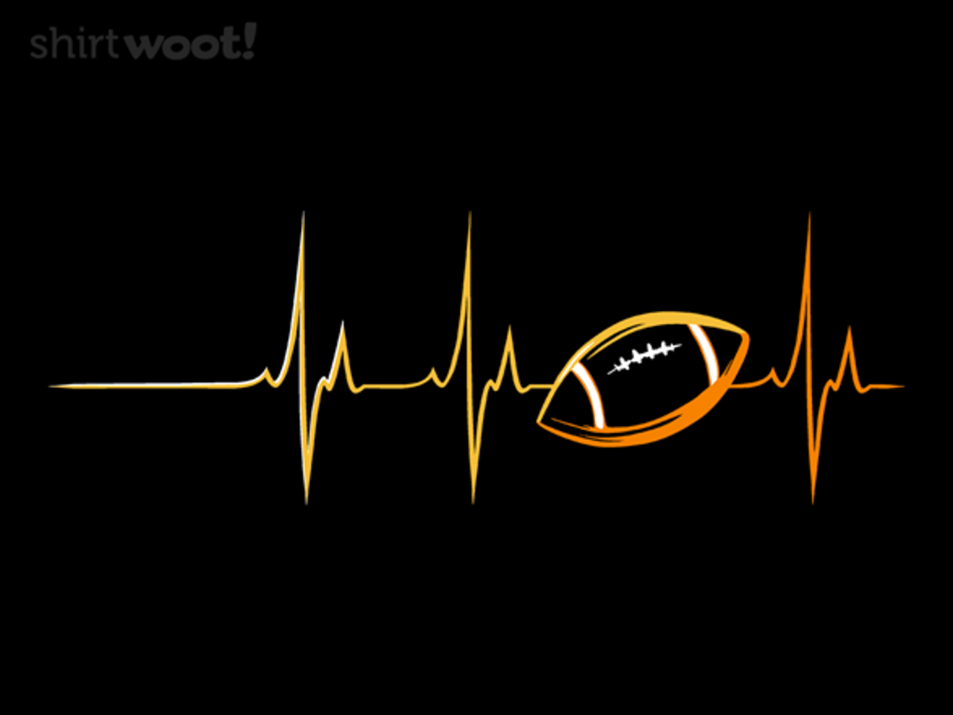 Woot!: Heartbeats for Football