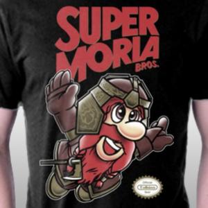 TeeFury: Super Moria Bros