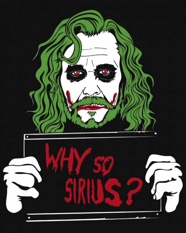 TeeTee: Why so Sirius