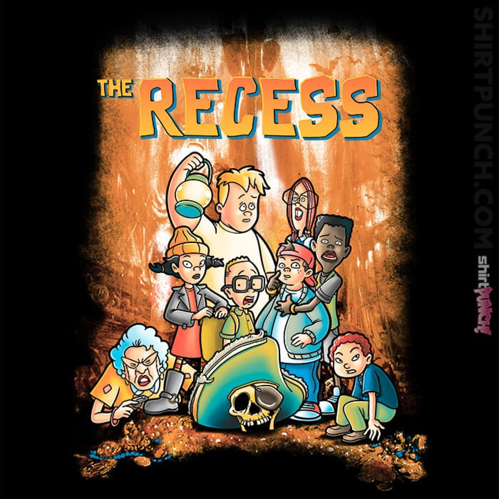ShirtPunch: The Recess
