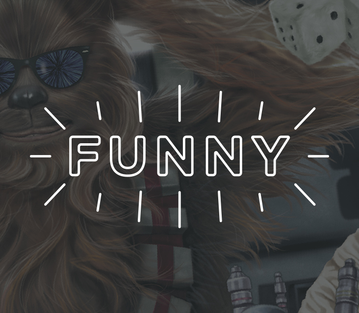 TeeFury: Funny Collection