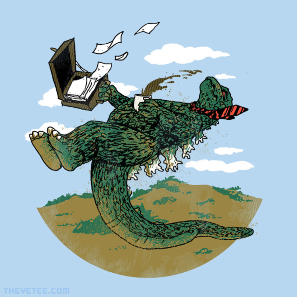 The Yetee: Morning Commute