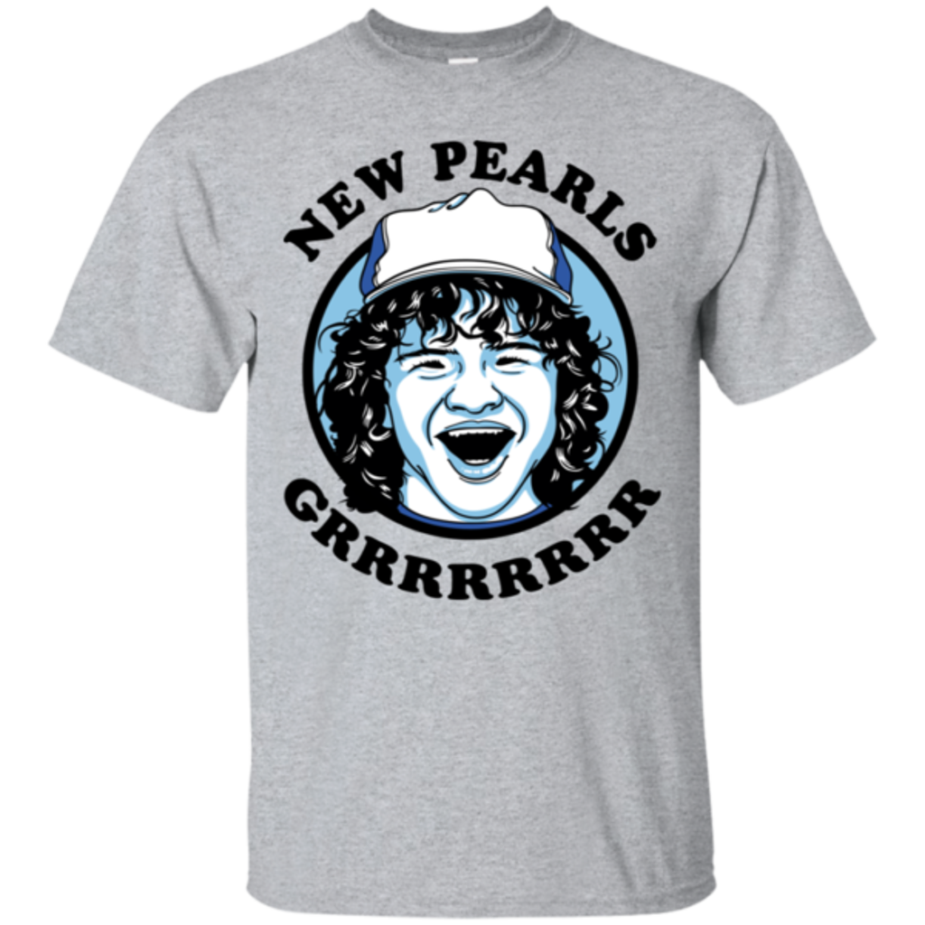 Pop-Up Tee: New Pearls