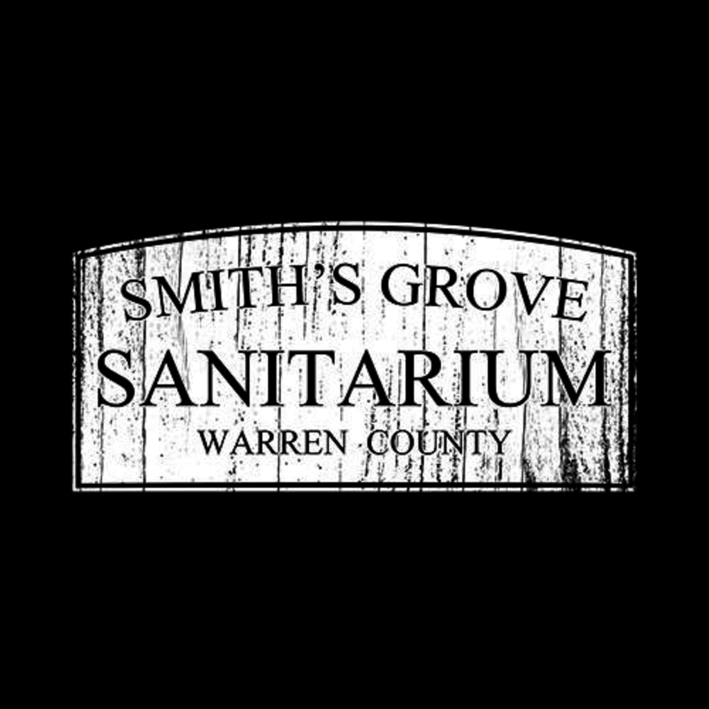 Five Finger Tees: Smith's Grove Sanitarium T-Shirt