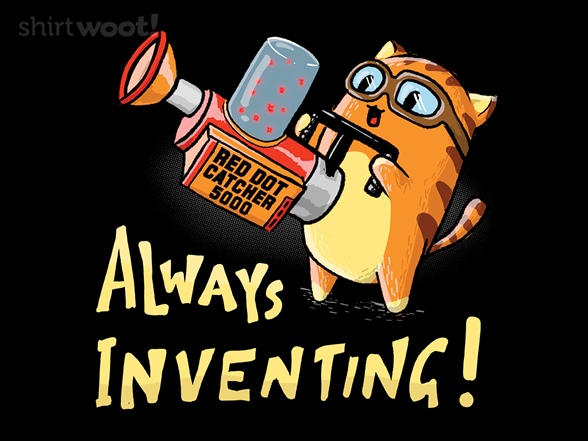 Woot!: Always Inventing