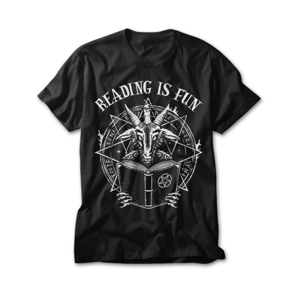 OtherTees: Reading Is Fun
