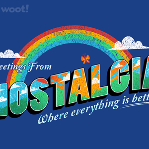 Woot!: Nostalgia Trip