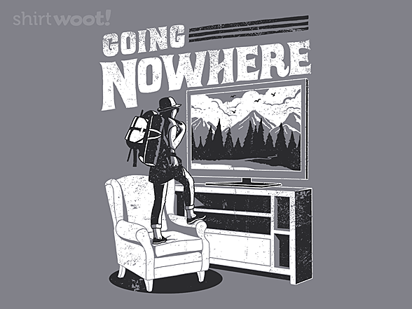 Woot!: Going Nowhere