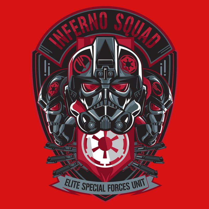 Curious Rebel: Inferno Squad