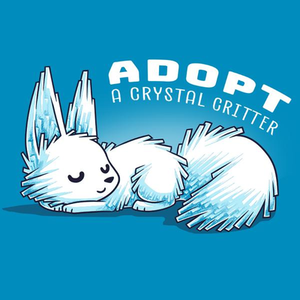 TeeTurtle: Adopt a Crystal Critter