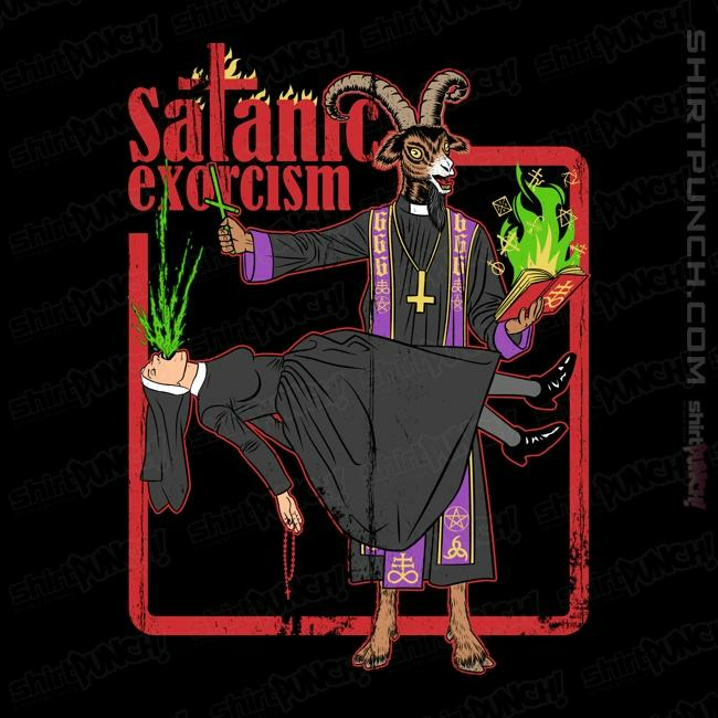 ShirtPunch: Satanic Exorcism