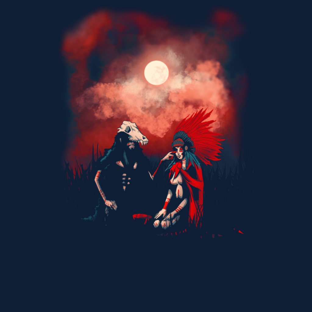 NeatoShop: The Wolf and Red