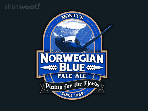 Woot!: Norwegian Blue