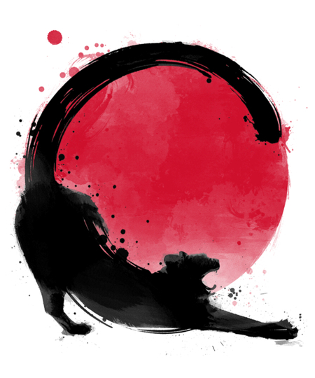 Qwertee: The Circle of Stretch