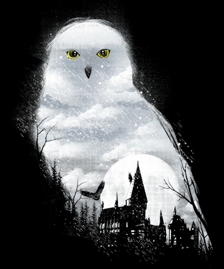 Qwertee: Magical Winter