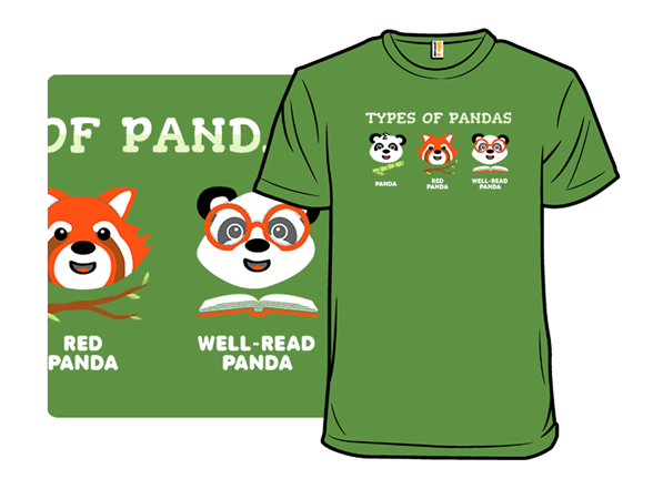 Woot!: Important Panda Information