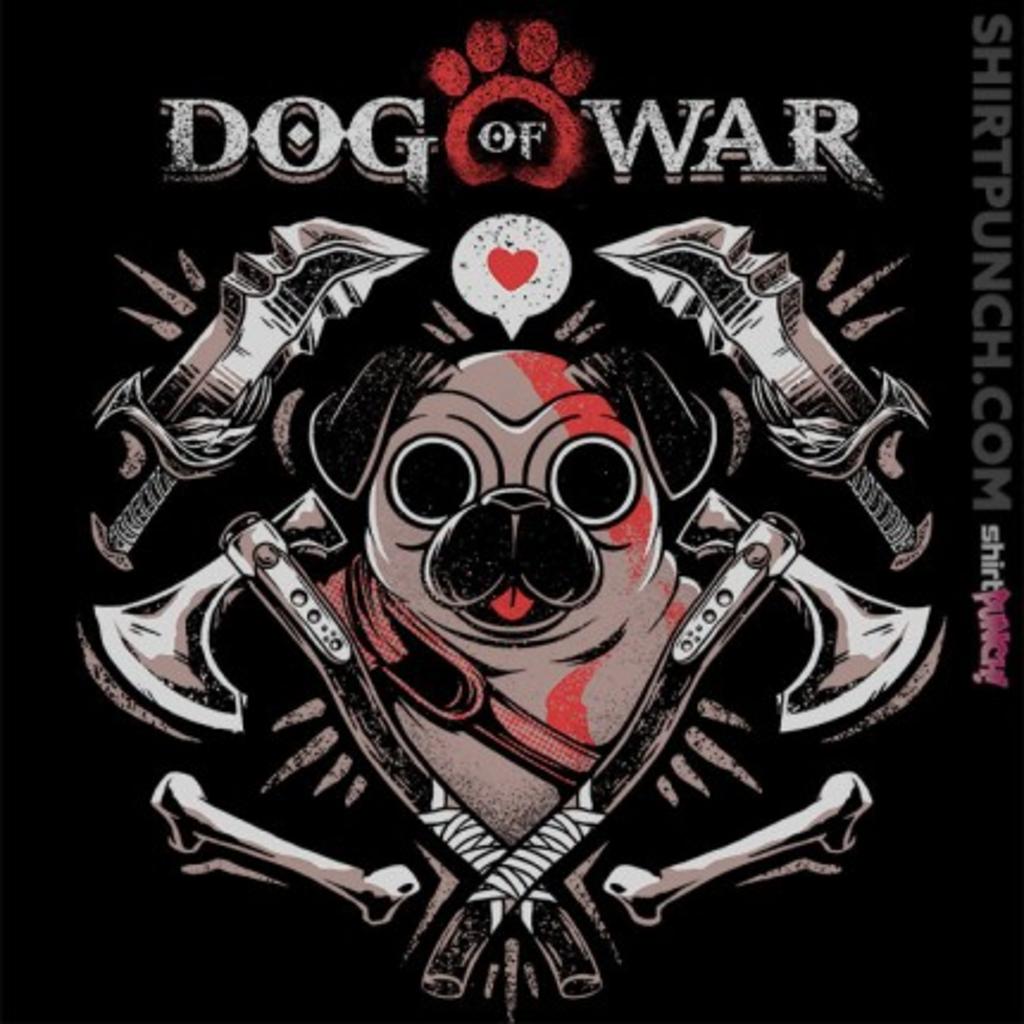 ShirtPunch: Dog of War
