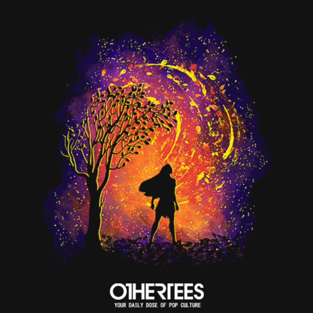 OtherTees: Colours Of The Wind