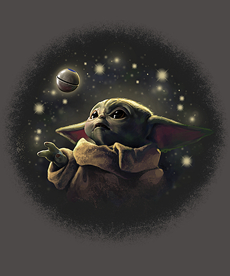 Qwertee: The baby with ball