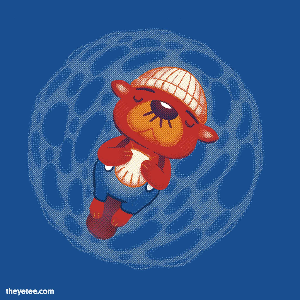 The Yetee: today is a gooood day