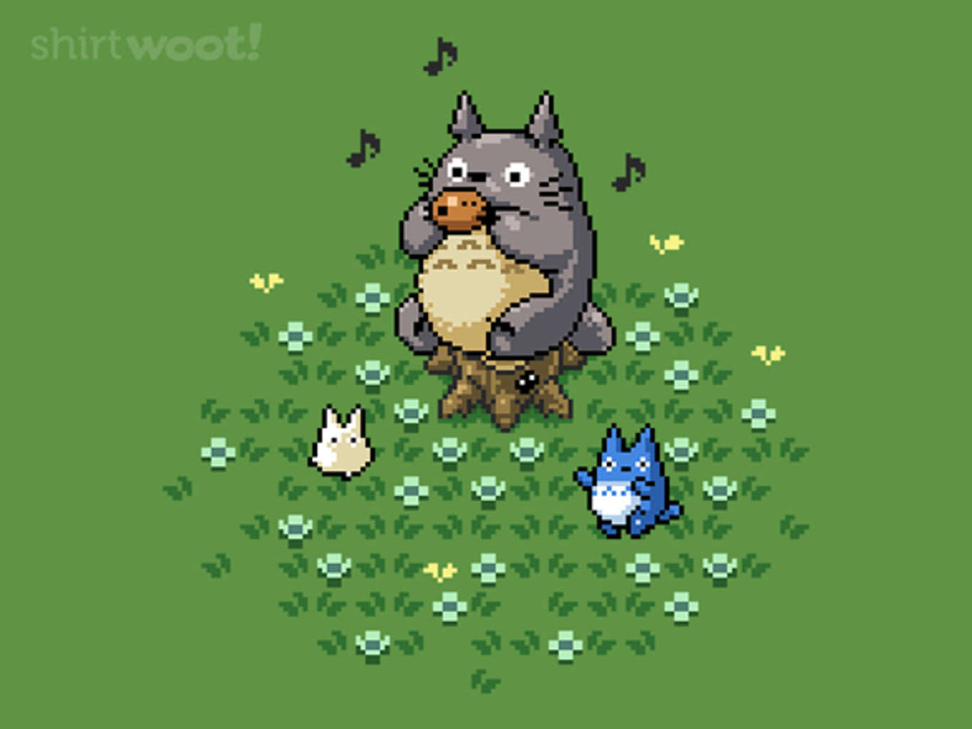 Woot!: Forest Melody